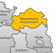 Karte Mecklenburg-Vorpommern