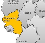 Karte Rheinland-Pfalz
