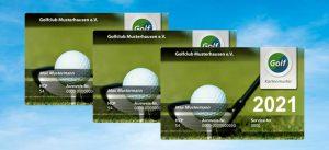 Golf Fernmitgliedschaft Ausweis 2021