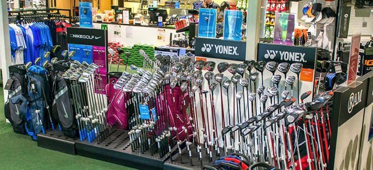Golf Lagerverkauf